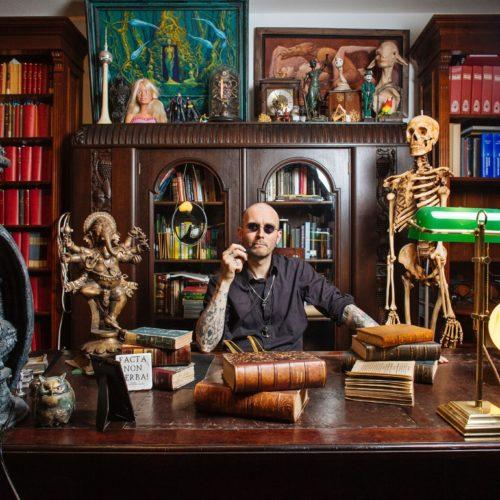 "Dr. Mark Benecke - ""Mord im Museum"""